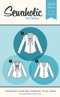 Oakridge Blouse Sewaholic Sewing Pattern